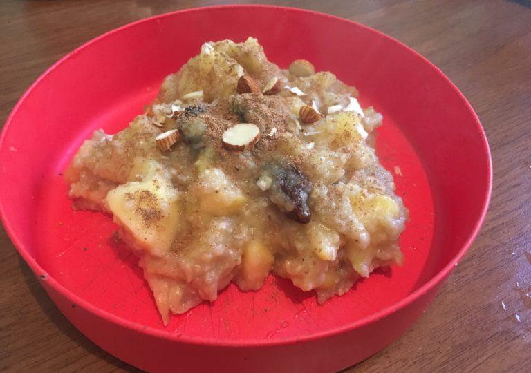 Radler-Porridge